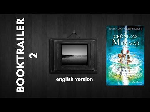 English booktrailer - The Chronicles of Miramar