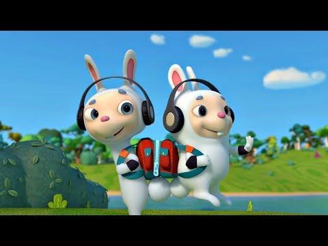 Бобр Добр - Поход (18 серия) | Мультсериал для детей
