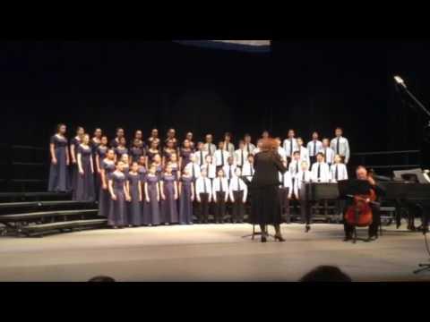 Quest Academy Palatine NOLA Choir Competition
