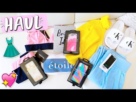 Download Youtube: Huge Clothing Haul!! I Went Shopping Again..Oops