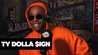Ty Dolla $ign Lists His Favorite Collabs + Talks New Relationship & Going K-Pop