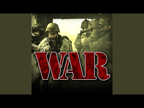 Strafing War Scene Heavy Machine Gun Fire and Airplanes War Sound Effects
