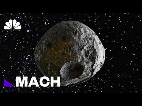 Why NASA Wants To Mine An Asteroid Full Of Precious Metals Worth $700 Quintillion | Mach | NBC News