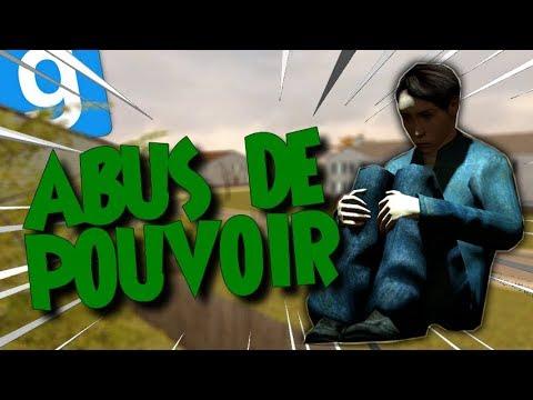 UN MODÉRATEUR ABUSE DE SES POUVOIR SUR MON SERVEUR (PRANK #2 ) - GMOD DarkRP