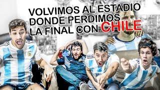 Argentina vs Colombia | Partido Internacional 2018 | Reacciones de Amigos