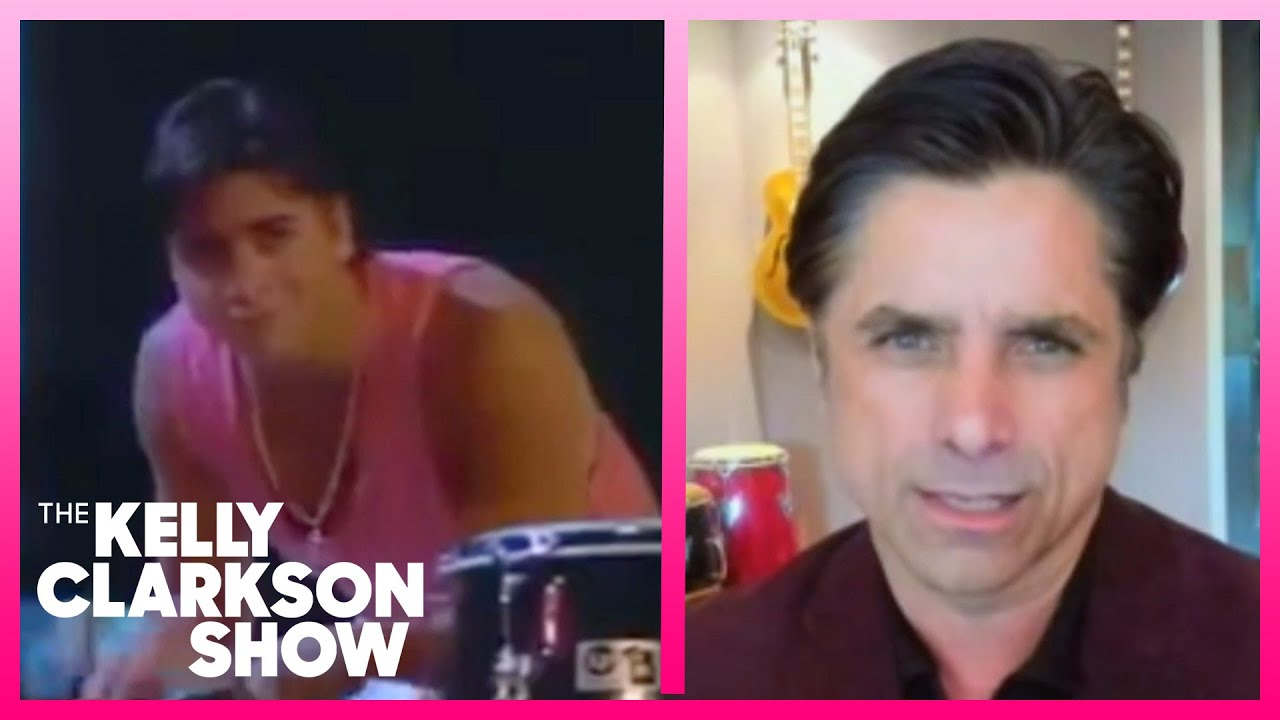 John Stamos Dishes On Beach Boys' 'Kokomo' 1988 Music Video Cameo