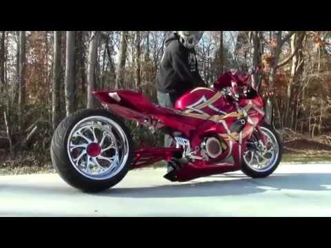 Garwood 2005 GSXR 1000 Voodoo Slip On (Motorcycle Video)