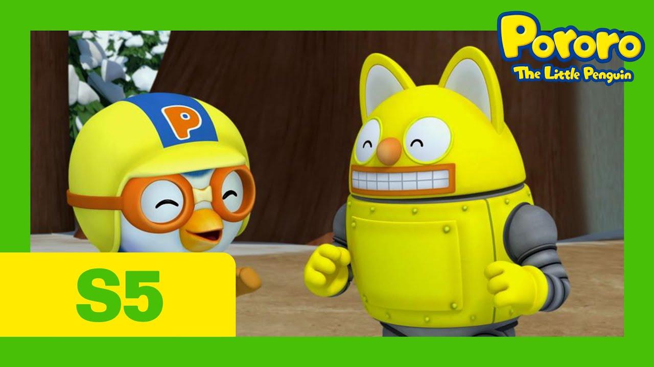 Melhor episódio de Pororo #60 Nos somos amigos | Série5 temporada 1 | Animação infantil