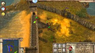 Stronghold 3 Gold Edition Blackstaff Mission 1 A Race To The Sea Gameplay