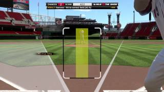 MLB 15 The Show Pure Analog Hitting Guide and Tips!!!