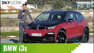 BMW i3s review - the sporty BMW i3 - OnlyElectric