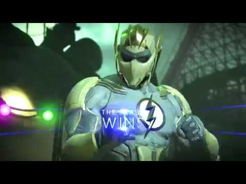 [Injustice 2] peck speed runs Survival on Very Easy w/God Speed Gear [PB] 23m:02s [PS4]