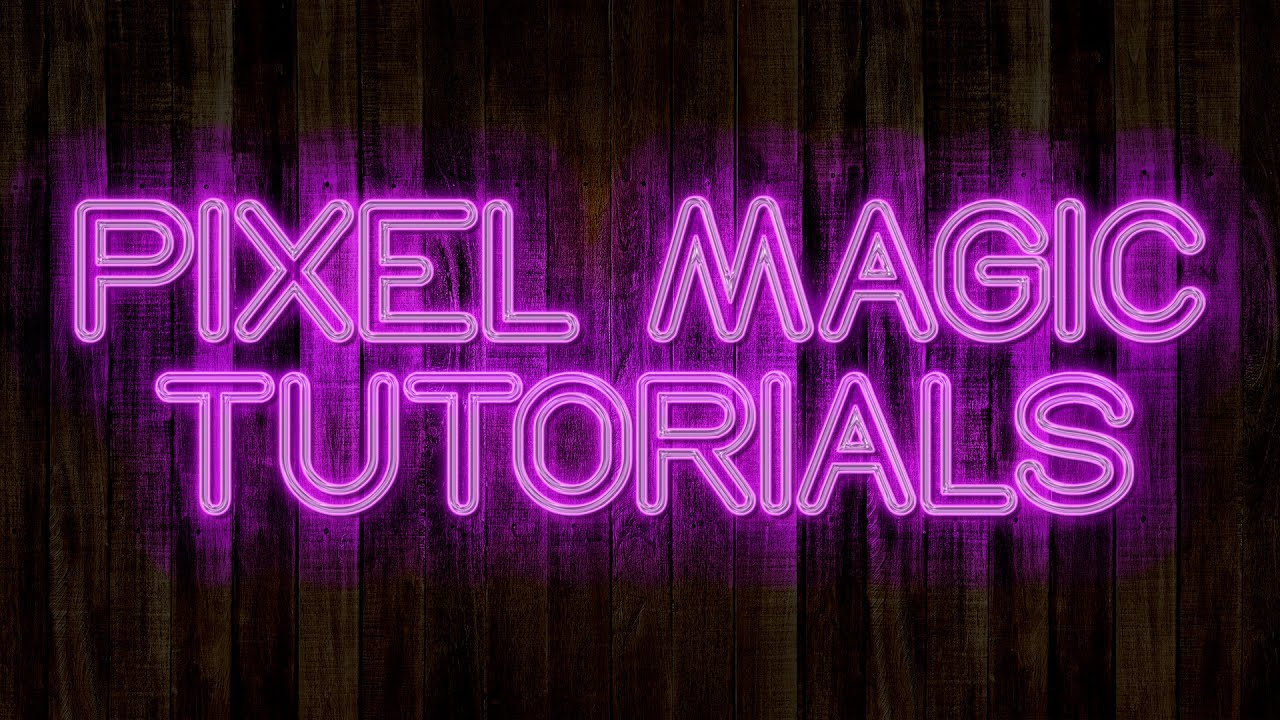 New neon text effect photoshop tutorial youtube new neon text effect photoshop tutorial baditri Image collections
