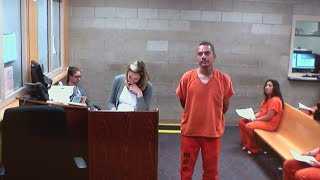 Man shot by homeowner after attempted break-in appears in court