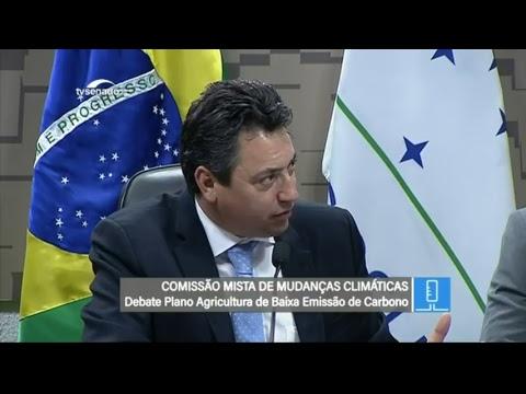 Mudanças Climáticas - TV Senado ao vivo - CMMC - 20/06/2018