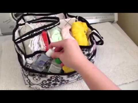 Etonnant Trend Lab Diaper Caddy Review   YouTube