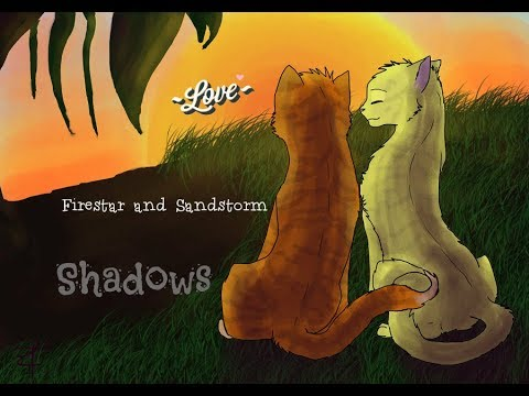 Sandstorm and Firestar- Shadows