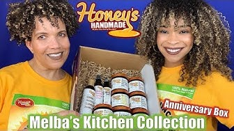 Honey's Handmade Melba's Kitchen Collection | FULL Review + Tutorial