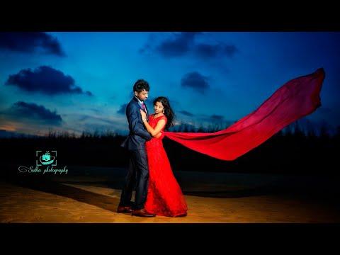 Best Pre-wedding Video Shoot 2019 || Chirala Beach || Hoyna Hoyna || Srikanth & Bhavitha