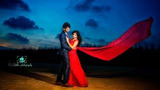 Best Pre-wedding video shoot 2019 || chirala beach || Hoyna Hoyna || Srikanth & Bhavitha - best songs for pre wedding shoot 2020 telugu