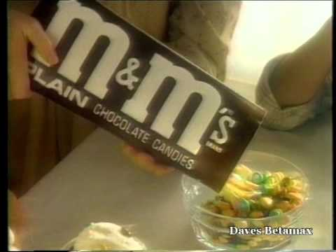 A Kids Point Of View Danny Cooksey Public Service Commercial 1985 M&M's