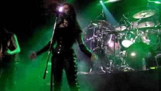 Sirenia -  Led Astray - Vivo The Roxy Live Bar
