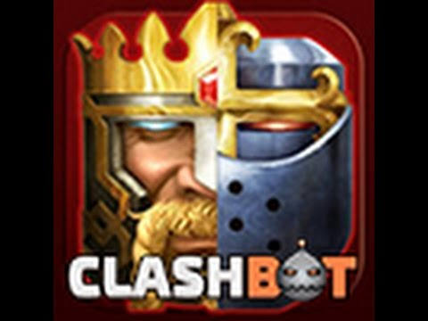100% Working BOT - Macro Scheduler - Clash Of Kings BOT (18Accounts)