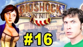 BioShock Infinite - AIR BOSS - Part 16