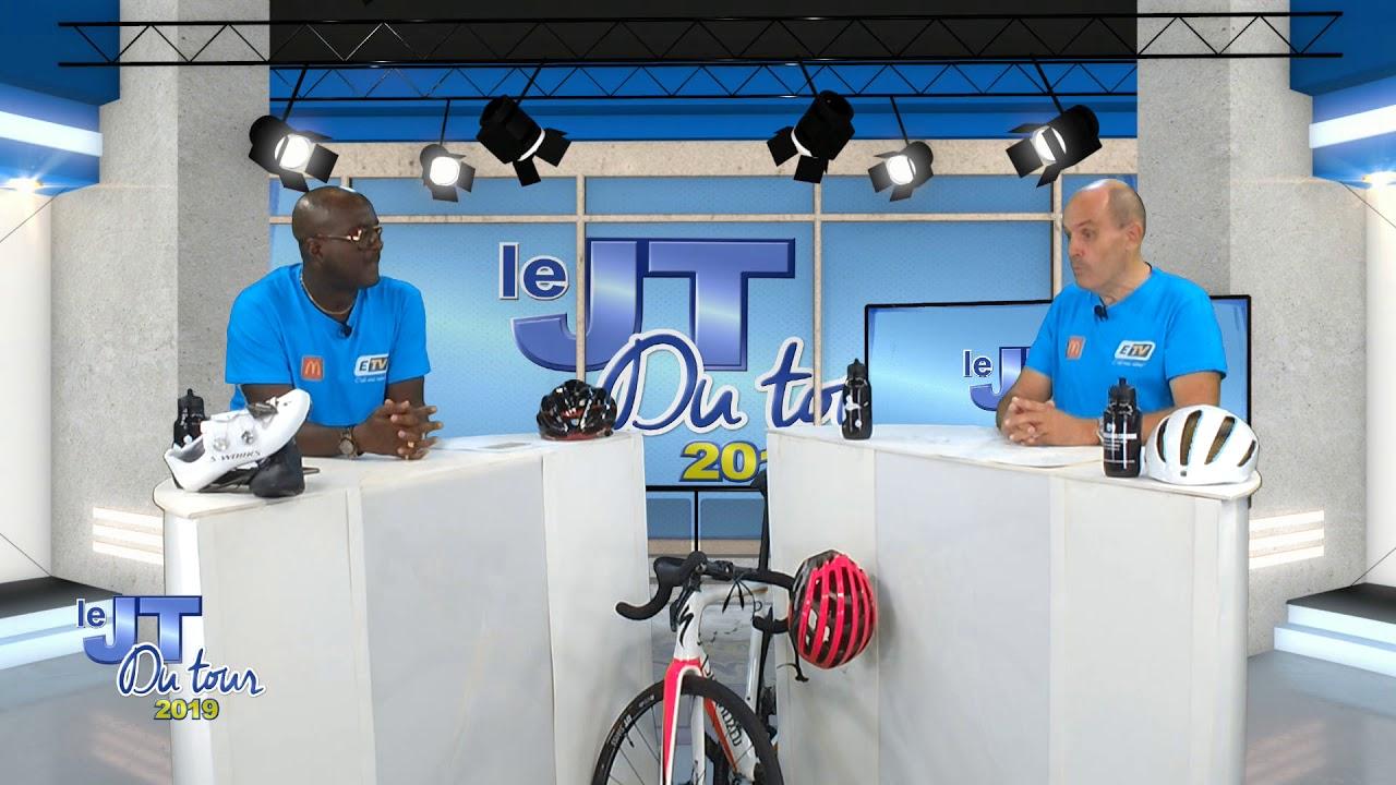 JT DU TOUR CYCLISTE 2019 - ETAPE 3 Pt.2