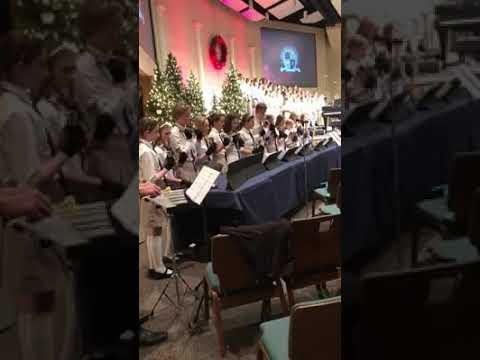 Highlands Latin School Indianapolis Handbell choir