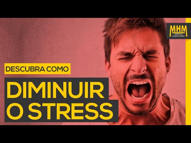 ???? Como diminuir o stress em 4 truques simples ????