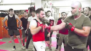 Yakka Fight System Seminer 13 Temmuz 2017