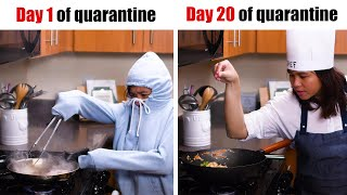 I'm Not Crazy I'm Just in Quarantine!! 10 Hilarious Quarantine Stereotypes! Blossom