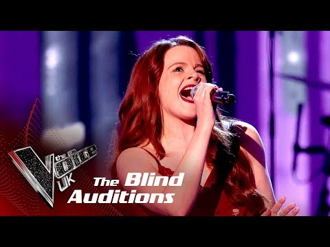 Ellis Bridgewater Performs 'Big White Room': Blind Auditions | The Voice UK 2018