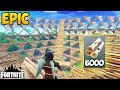 6000 WOOD PYRAMID BASE! - Fortnite Funny Fails and WTF Moments! #154 (Daily Moments)