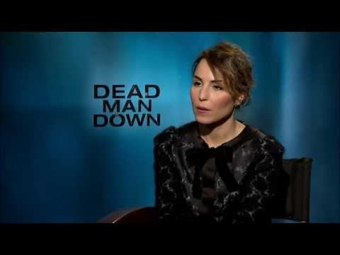Exklusiv! DEAD MAN DOWN Behind the Scenes mit Noomi Rapace