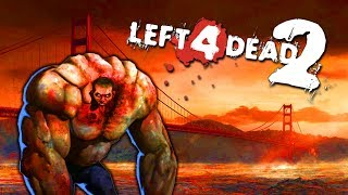 END OF THE LINE - ZOMBIE SURVIVAL (Left 4 Dead 2 Zombies)