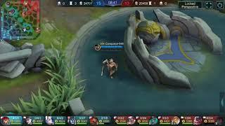MLBB How to kill enemy using Lapu Lapu