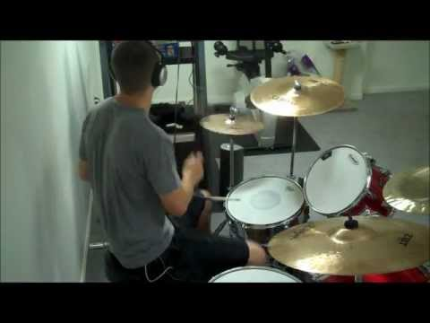 Crossing Over drum cover -Five Finger Death Punch