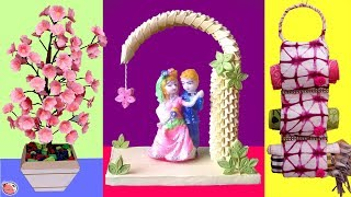10 Easy DIY !!! Best Out Of Waste Materials Craft Idea    Room Decor 2019