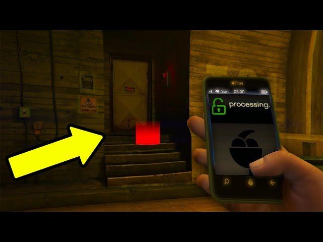 OMG! SECRET HIDDEN TUNNEL DOOR UNDER MOUNT CHILIAD OPEN! (GTA 5 Easter Egg)