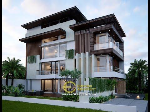 Jasa Arsitek Desain Rumah Bapak Edy - Jakarta Barat