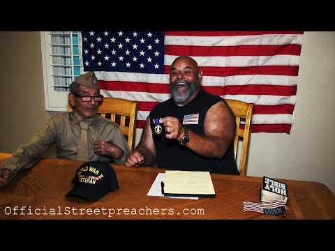 Ruben Israel: WW2 Veteran Interview, Served Under Patton
