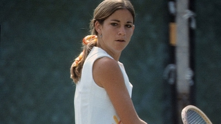 CHRIS EVERT, Tennis Legend