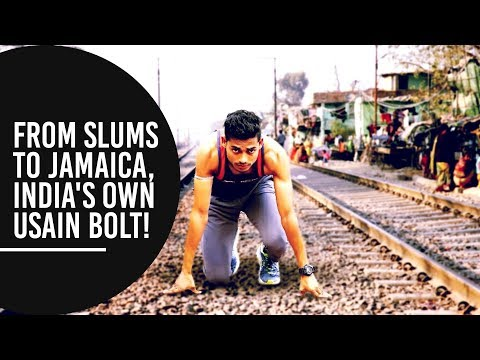 Nisar Ahmed: The journey of a 15-year-old from Delhi slums to Usain Bolt's club