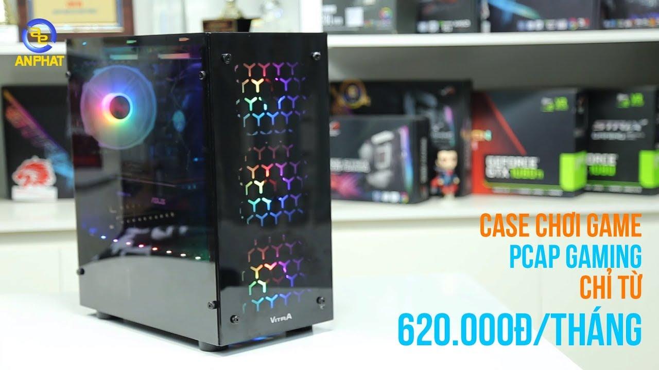 Cấu hình PC chơi mượt FO4 , PUGB chỉ từ 620.000vnd / tháng - PCAP ADVANCE P4R810504 | An Phat PC