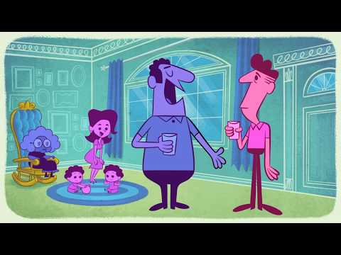 Teen Titans Go! Animation Shot Progression By Hayk Manukyan