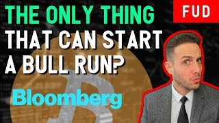 Top Bloomberg analyst identifies THE ONE THING that can cause the next Bitcoin bull run!