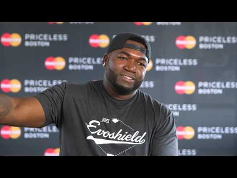 David Ortiz Interview April 2016