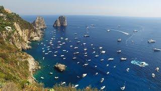 Escursione a Capri dal Villaggio Campeggio Santa Fortunata di Sorrento, in Campania